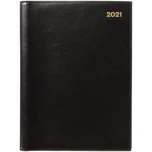 Winc 2021 Wiro Diary A4 Day to Page Black