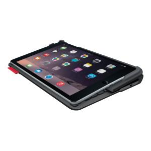 Logitech Type+ Case with Integrated Bluetooth Keyboard for iPad Air 2 - Black Synthetic