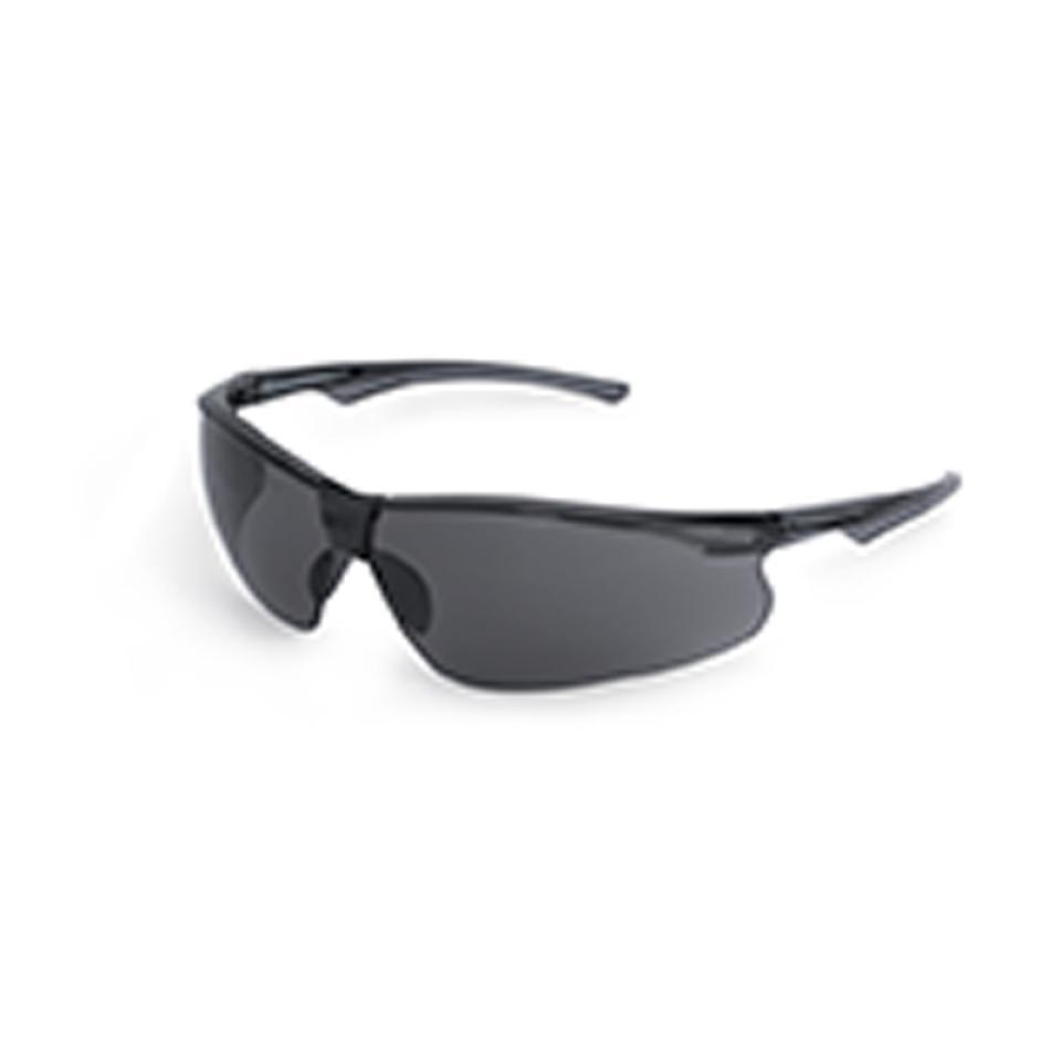 Uvex Spectacle Predator Grey Frame Grey Hard Coat Lens Soft Nose Pad