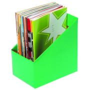 Marbig Large Book Box Green Pack 5
