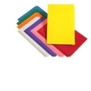 Officemax Light Blue Foolscap Manilla Folder Pack Of 10