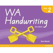Wa Handwriting Year 2 3rd Edn Recht
