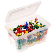 Esselte Coloured Push Pins Pack 200