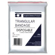 Uneedit Tbd110 Triangle Bandage Disposable Sling