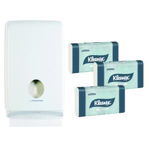 Scott 4441 Compact Towel Starter Pack