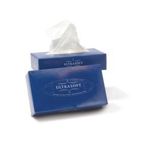 Caprice Ultrasoft Facial Tissue 100 Sheet 2Ply Carton 48