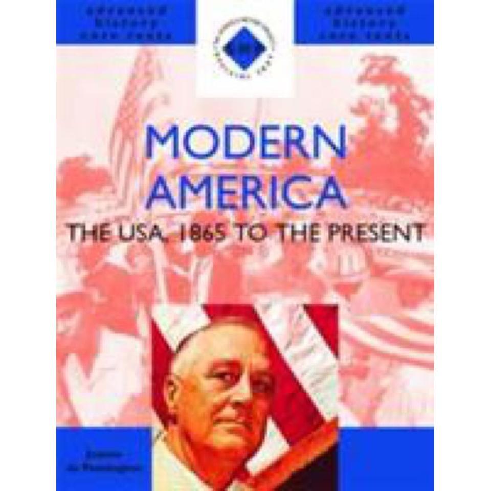 Modern America Usa 1865 To Present Schools History