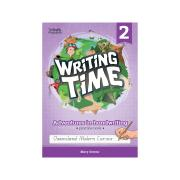 Firefly Education Writing Time 2 QLD Modern Cursive Student Practice Book