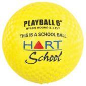 Hart School Playball 3-Ply 6 Inch