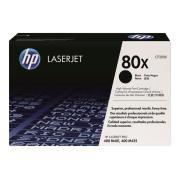 HP LaserJet 80X Black Toner Cartridge - CF280X