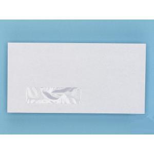 Tudor 113670 Envelope Window Face Peel-N-Seal 120X235mm White Box 500