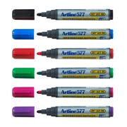 Artline 577 Whiteboard Marker Bullet Set 6
