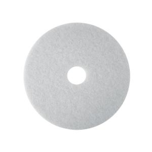 3M 4100 Super Polishing Pads White 50cm Each