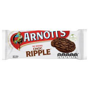 Arnotts Chocolate Ripple 250g