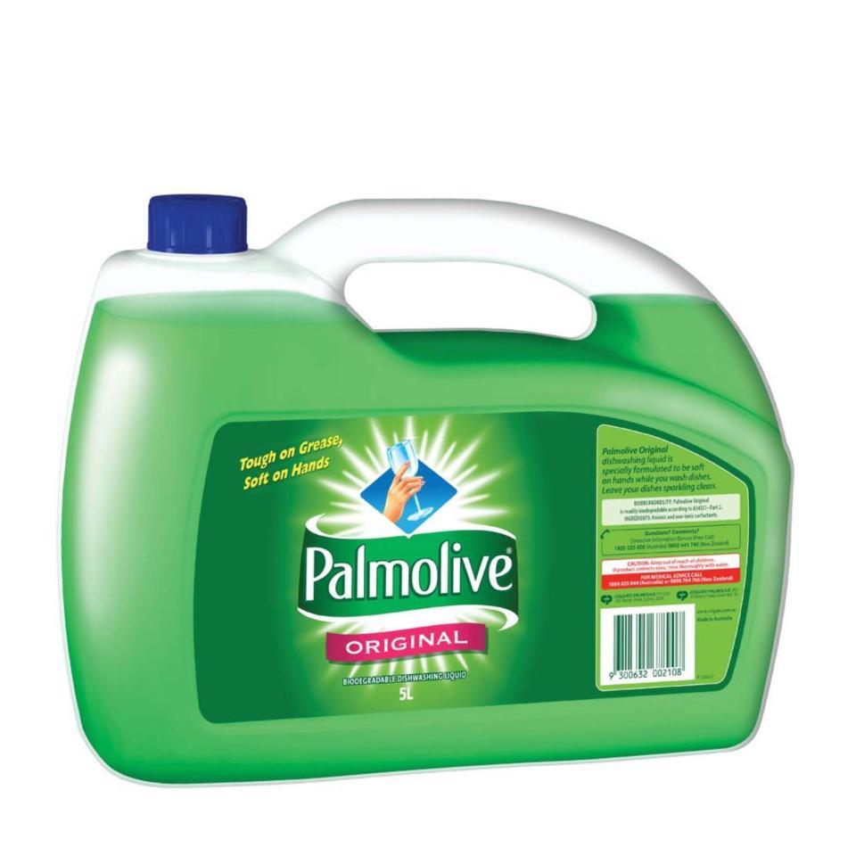 Palmolive Dishwashing Liquid Regular 5 Litre