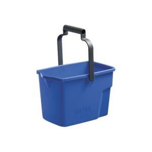 Squeeze Mop Bucket Rectangular Blue
