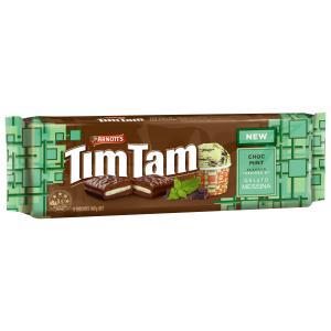 Arnott's Tim Tam Gelato Messina Choc Mint 160g