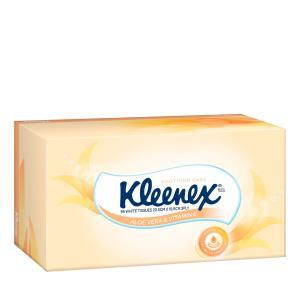 Kleenex 0291 Aloe Vera Tissues Box 95