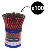 Staedtler Tradition Pencil HB Pack 100