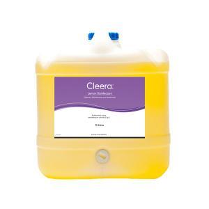 Cleera Disinfectant Commercial Grade Lemon 15L