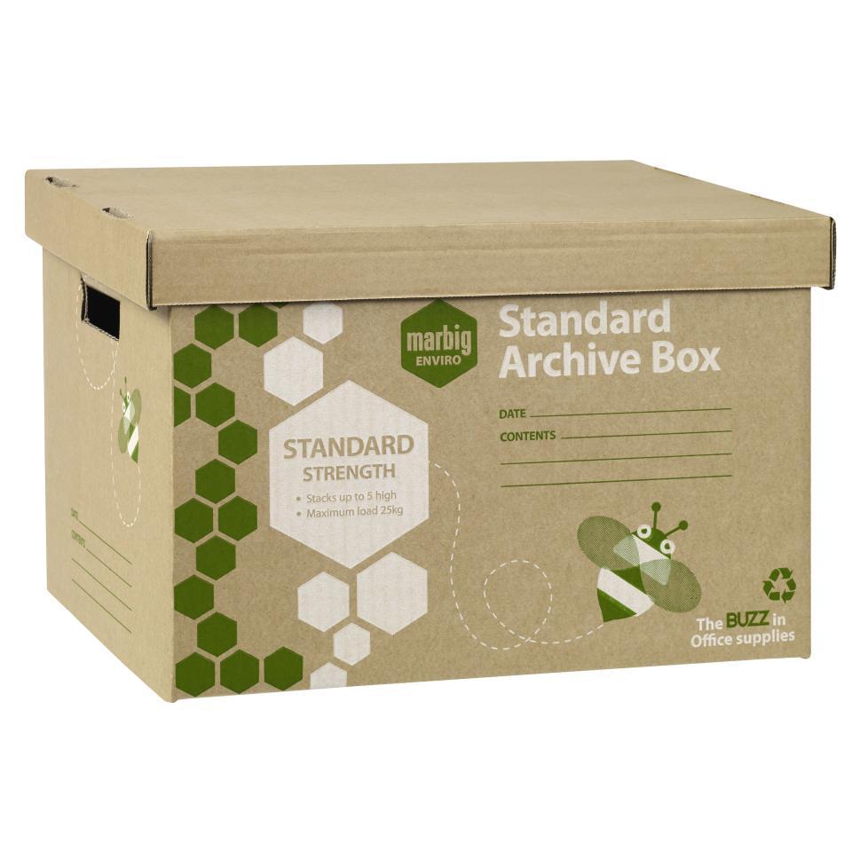 Marbig Standard Archive Box