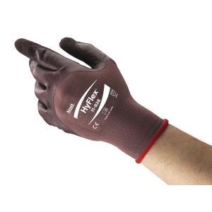 Ansell Hyflex 11-926 Gloves Lightweight Oil Repellent 3/4 Dip Pair