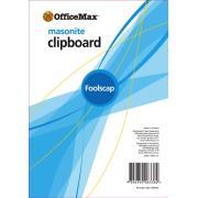 Officemax Masonite Clipboard Foolscap