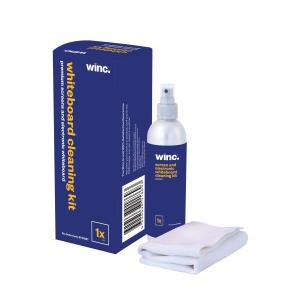 Winc Whiteboard Premium Screens And Electronic Cleaning Kit