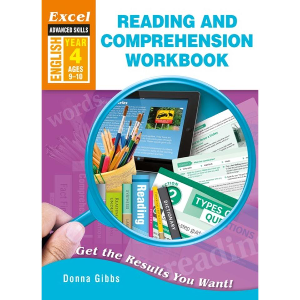 Excel Advanced Skills Workbook Reading And Comprehension Workbook Year 4
