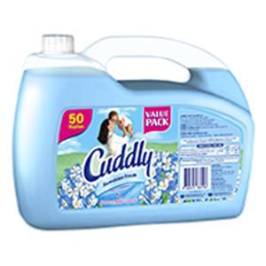 Cuddly Fabric Softener 5L 1220770