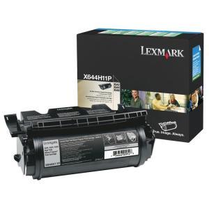 Lexmark X644H11P Black Toner Cartridge