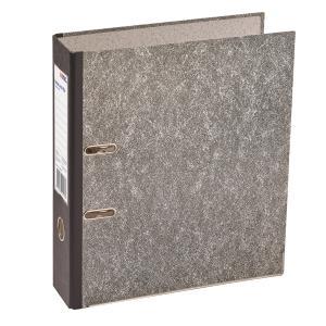 Winc Lever Arch File A4 Board Mottle Grey/Black