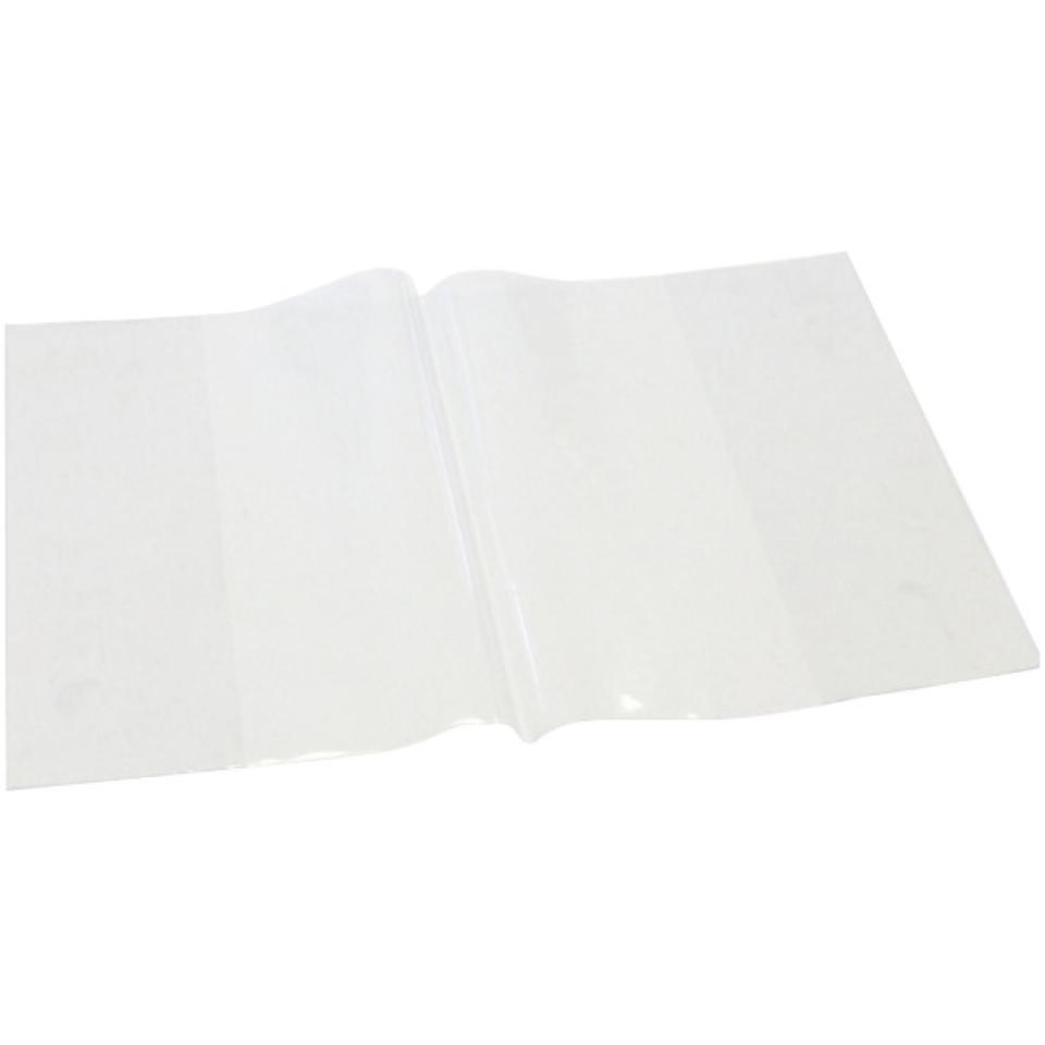 Contact Heavy Duty Scrapbook Book Jacket Clear