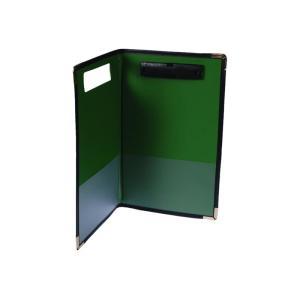 Esselte Supertuff Clipfolder Foolscap Cover Green