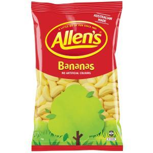 Allens Bananas 1kg