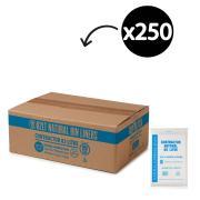 Austar Bin Liners Contractor Heavy Duty 82 Litre Natural Opaque Packet 50 Carton 250