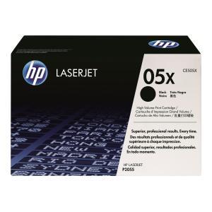 HP LaserJet 05X Black Toner Cartridge - CE505X