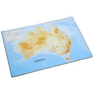 Cumberland Desk Mat Map Of Australia 435X620mm