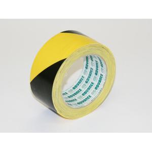 At8S Yellow/Black PVC Adhesive Tape 48mmx33m