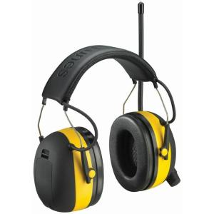 3m Peltor Worktunes Digital Radio Earmuffs 90541-80025Au
