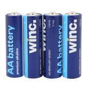 Winc AA Premium Alkaline Battery Pack 4