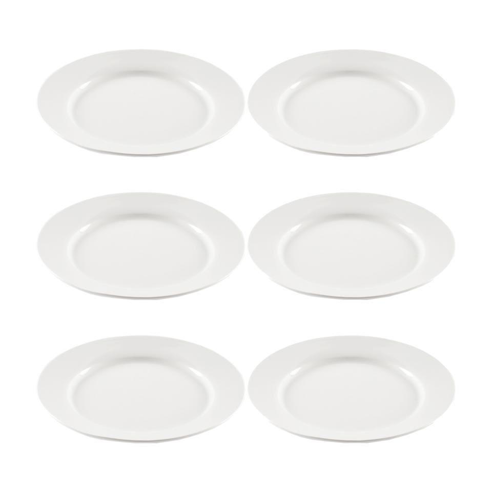 Connoisseur A La Carte Dinner Plate 255mm White Box 6