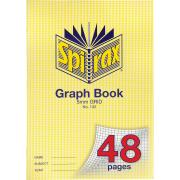 Spirax 132 A4 Graph Book 48 Pages 5mm Grid