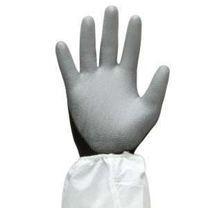 Jackson Safety 38726 G40 Grey Polyurethane Coated Gloves Black/Grey Size 7 Pair