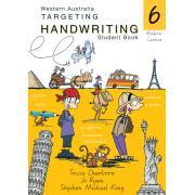 WA Targeting Handwriting Student Book Year 6