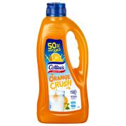 Cottees Cordial Orange Crush 1 Litre