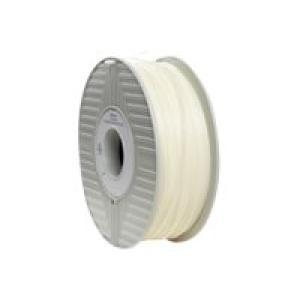 Verbatim 3D PLA Filament - 1.75 mm - 1 kg - Natural Transparent Image