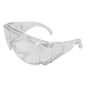 Safechoice Safety Spectacles Visitor Wraparound Lens Clear