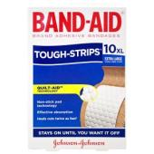 Bandaid J17910 Tough Strip X-Large Box 10