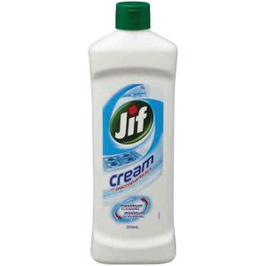 Jif Cream Cleanser Regular 375ml